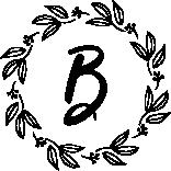 BohoDesign favicon černý