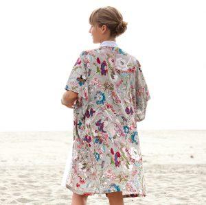 Kimono Magic Soul s divokými květy