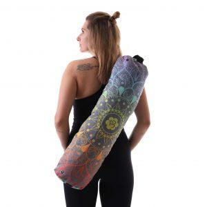 Jógová taška Chakra Sounds s pohodlným nastavitelným popruhem
